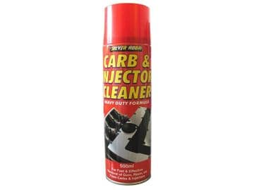 Carb & Injector Cleaner 500ml
